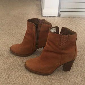 Timberland women's booties